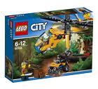 LEGO City Jungle Cargo Helicopter 2017 (60158)