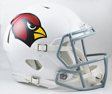 ARIZONA CARDINALS NFL Riddell SPEED Full Size AUTHENTIC Football Helmet