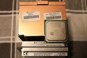 419903-001-AMD-2-4Ghz-2MB-Dual-Core-CPU-Processor-Heatsink-VRM-407748-001