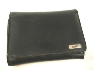 Busby-Tri-Fold-Black-Genuine-Leather-Wallet-with-Coin-Zipper-Pocket