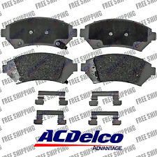 Disc Brake Pad-Ceramic Front ACDelco Advantage 14D818CH fits 00-05 Buick LeSabre