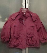 Auth Burberry Xs Raincoat