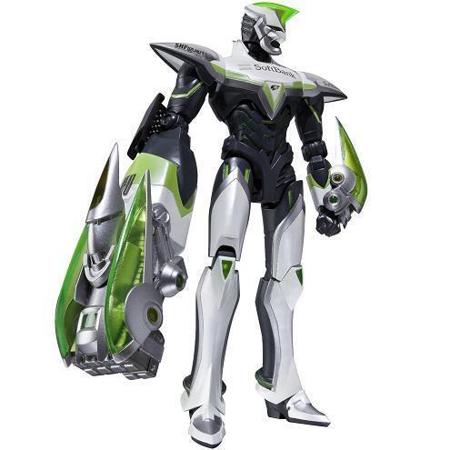 Figuarts Tiger /& Bunny Wild Tiger Figure Toys Kamen Rider Figma Hot S.H