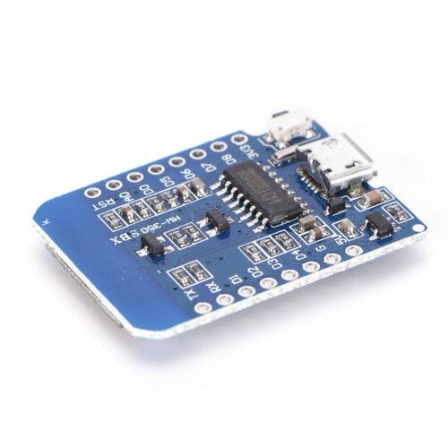 Node MCU Lua ESP8266 ESP-12 Wemos D1 Mini WiFi Development Board Modul@ZP