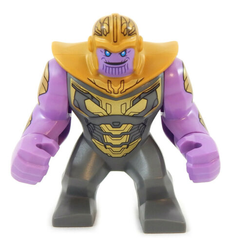 NEW LEGO THANOS Avengers Endgame figure minifigure bigfig big fig marvel 76131