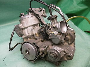 VMX-EVO-KTM-EXC-250-SX-engine-Int-Moteur-1996-Cylindre-enduit-PISTON-NEUF