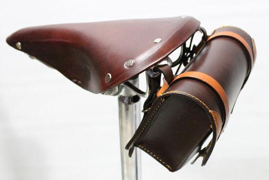Ba sports Bicycle B-SADDLE BAG handlebar bag, Bike Front bag For Brompton