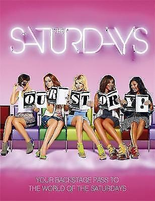 """1 of 1 - """"AS NEW"""" The Saturdays: Our Story, Saturdays, The, Book"""