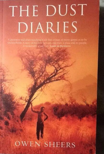 THE DUST DIARIES - OWEN SHEERS - Life In Africa