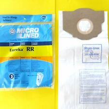 6 Eureka RR Upright Vacuum Bags Smart Vac Boss Made by DVC in the U.S.A.
