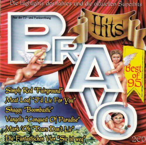 1 von 1 - BRAVO HITS - BEST OF '95 / 2 CD-SET - TOP-ZUSTAND