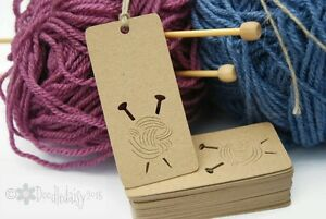x30-Knitting-Tags-Craft-Labels-Crafting-Crochet-Knitting-Gift-Tags