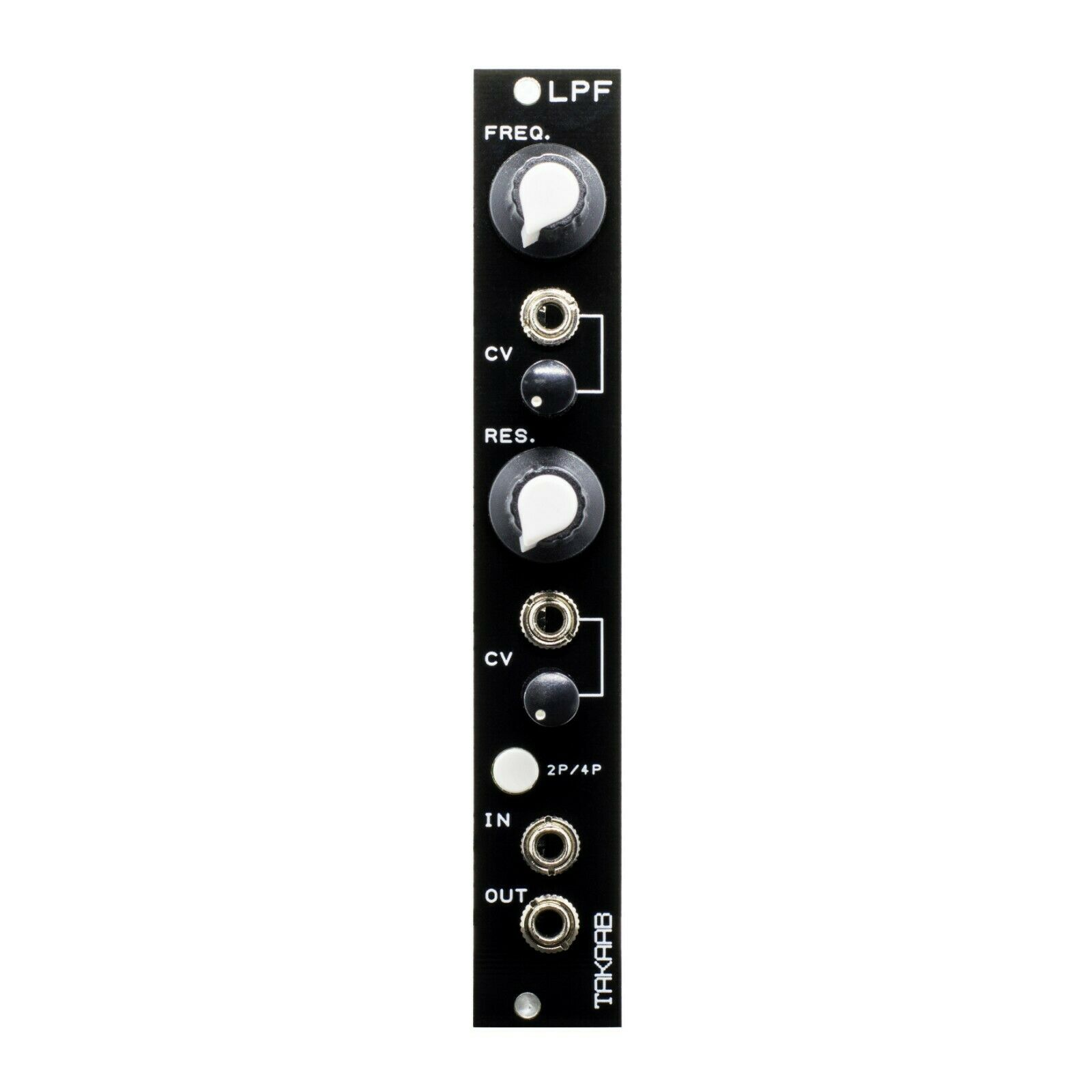 dual or single FAST /& FREE TAKAAB S-MIX Passive Mixer Eurorack Module