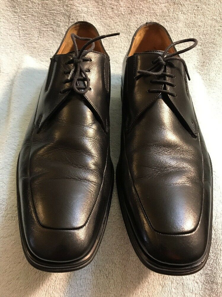 Bruno Magli Ranuncolo Leather Dress Oxford Moccasin Men's shoes Size 9.5 M