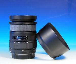 SIGMA-zoom-28-70-mm-2-8-pour-CANON-EOS-35-mm-lens-lentille-objectif-200339