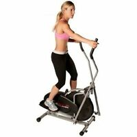 Confidence Fitness Exercise Elliptical Cross Trainer