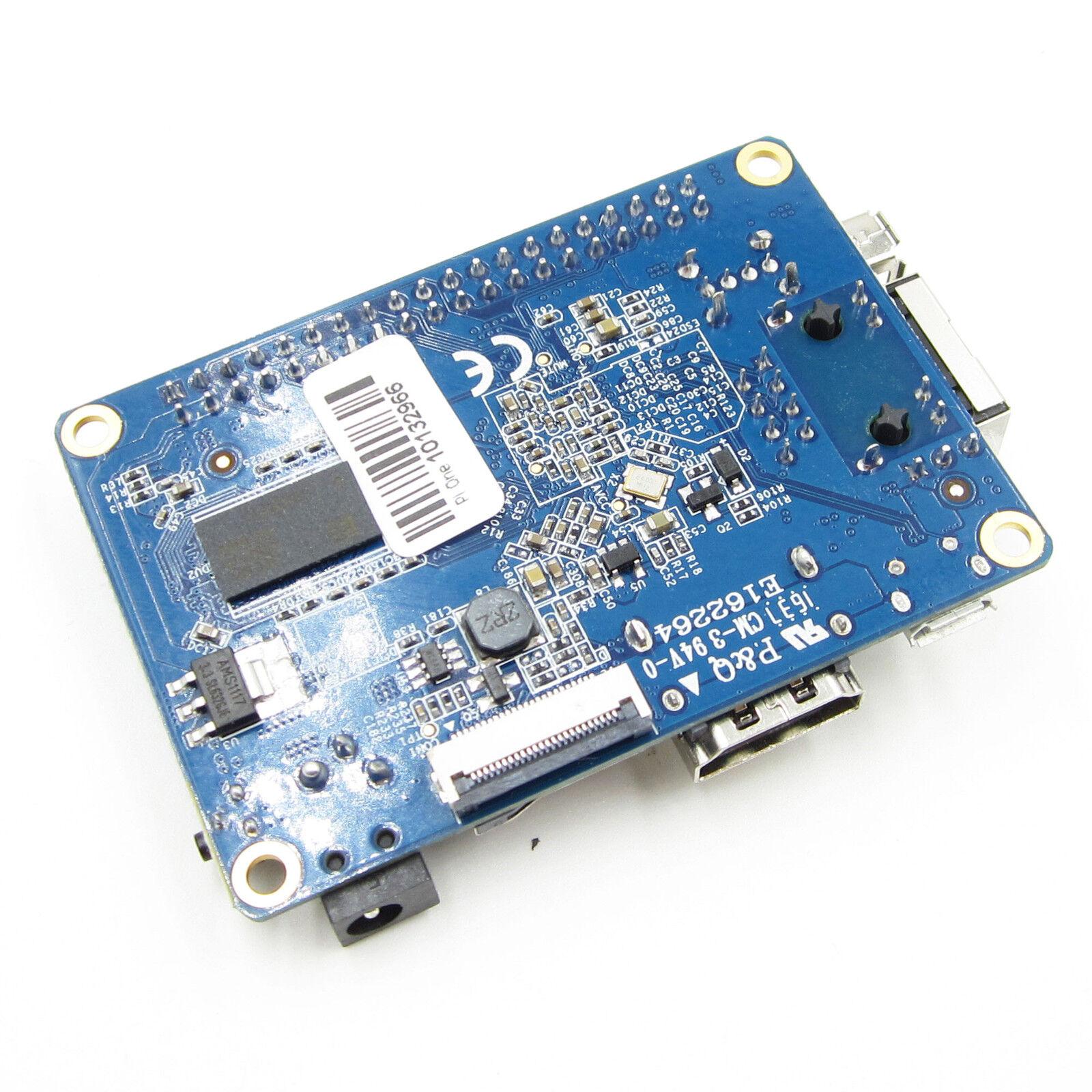 Elektronische Bauelemente Orange Pi One H3 Quad-core Support ubuntu