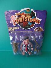 1993-MATTEL--THE FLINTSTONES--BIG SHOT FRED FIGURE