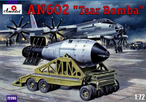 Neu Amodel 72265-1:72 AN602 Tsar Bomba