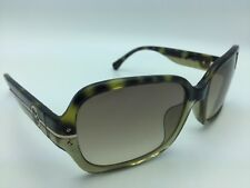 4ab3a9a4483f item 2 Michael Kors Jesse M2858S Olive Tortoise / Gradient Brown Sunglasses  Pre-owned -Michael Kors Jesse M2858S Olive Tortoise / Gradient Brown  Sunglasses ...