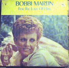 "BOBBI MARTIN - For The Love of Him (1969 UA) ""Livin' In A House Full Of Love"