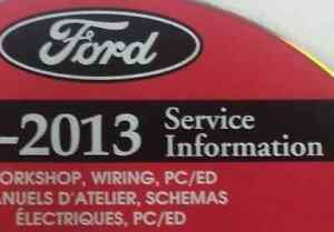 2013 ford focus st service manual