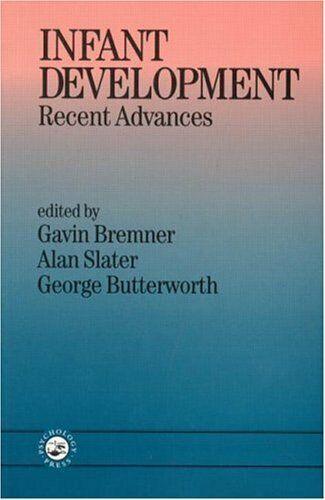 Infant Development: Recent Advances by Slater, Alan Paperback Book The Fast Free
