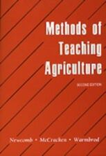 Methods of Teaching Acriculture (2nd Edition)-ExLibrary