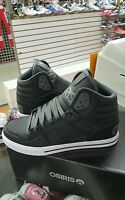 Osiris Clone Black / Black / Charcoal Men Us Size 13
