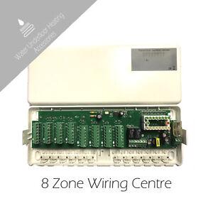 Underfloor Heating Wiring Centre With