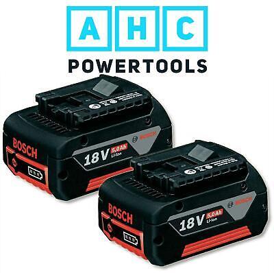 Negro Bosch Professional 1600A002U5 Bater/ía 18 V 18 W