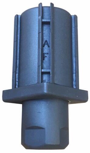 4 x Fuß Einsteckfuß Gerätefuß Kunststoff  ø 30 mm 4,73€//Stück