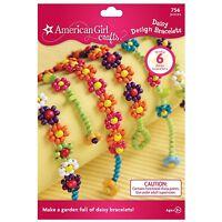 American Girl Crafts Daisy Design Bracelets Kit , New, Free Shipping on sale