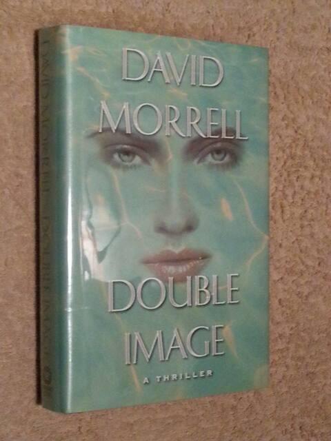 David Morrell SIGNED Double Image USHC 1st Edn