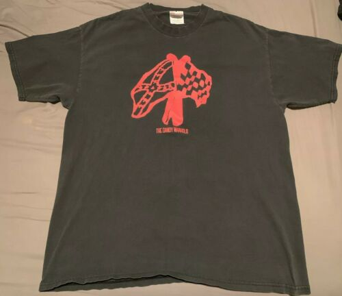 The Dandy Warhols Vintage Tour T Shirt Size XL USE