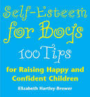 Self-esteem for Boys: 100 Tips for Raising Happy and Confident Children by Elizabeth Hartley-Brewer (Paperback, 2000)