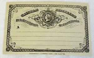 1883-magazine-engraving-GUATEMALA-POSTAL-CARD
