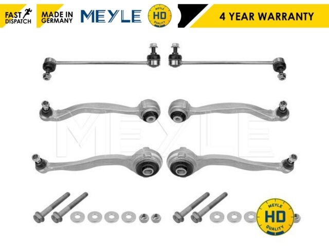 FOR MERCEDES C-CLASS FRONT UPPER LOWER SUSPENSION WISHBONE CONTROL ARMS LINK JO