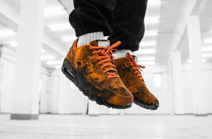 Nike Air Max 90 QS Mars Landing-Size 9.5-In Hand and Ready to Ship