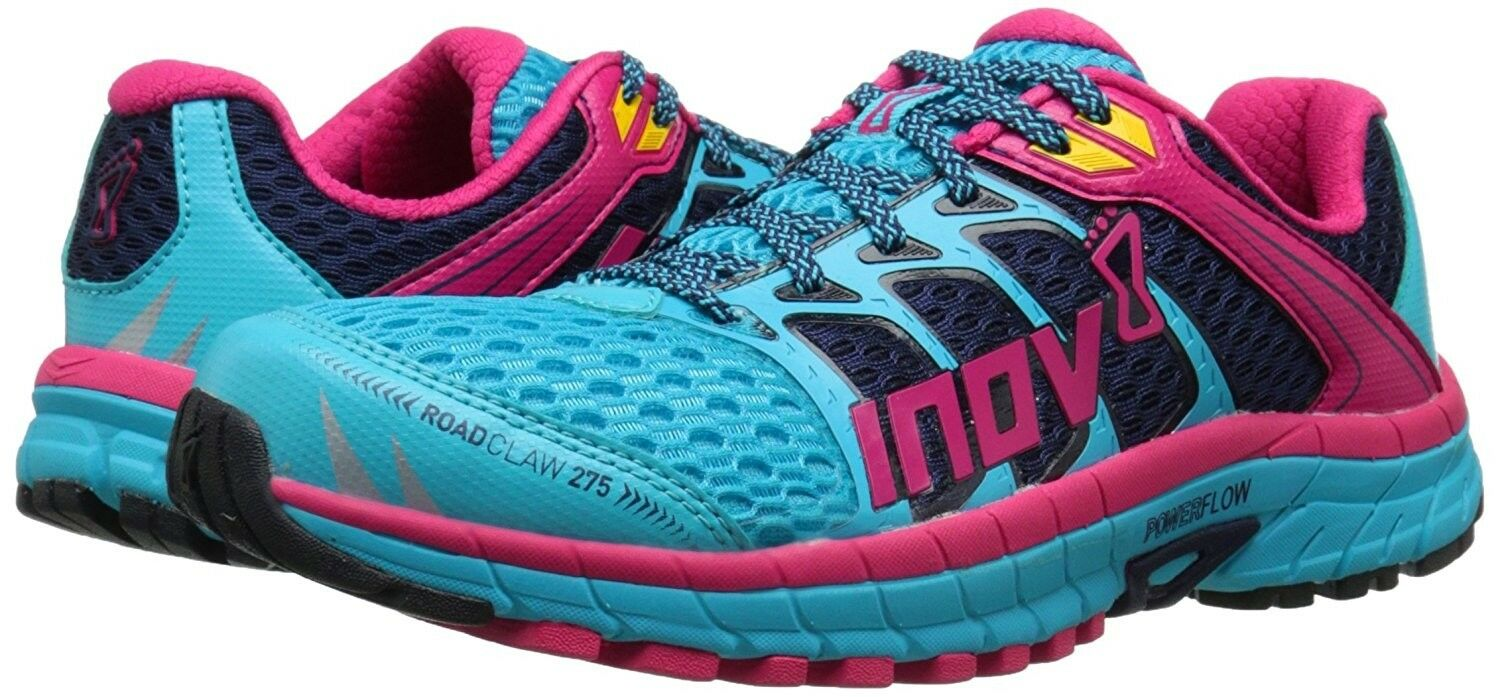 Inov-8 Women's Road Claw 275 -  bluee Navy Berry  limit buy