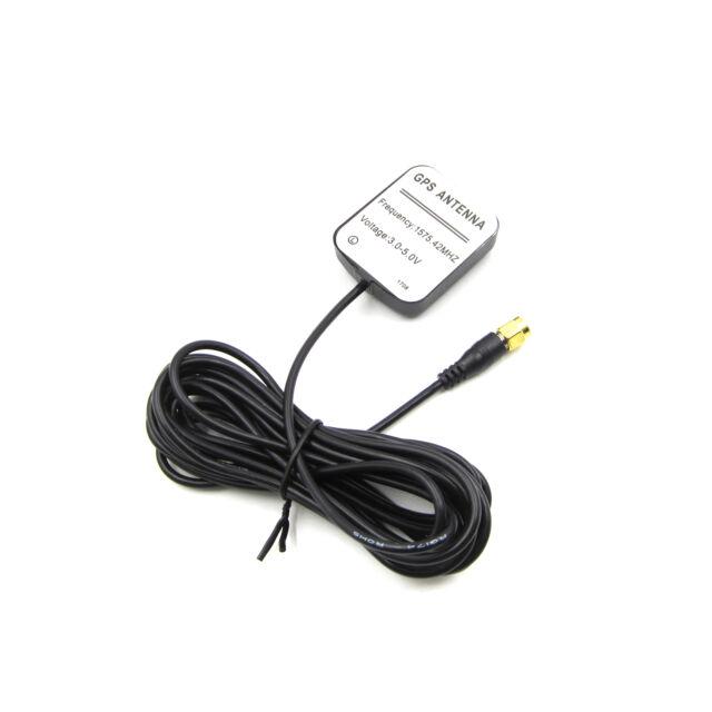 SMA Waterproof GPS Active Antenna 28dB Gain 3-5VDC