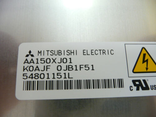 Mitsubishi   AA150Xj01  15 in  TFT LCD display  1020X768  Anti Glare   NEW