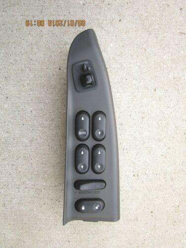 03-05 Ford F250 F350 Super Duty 4D Cabine Dupla Master Switch Vidro Elétrico Cinza