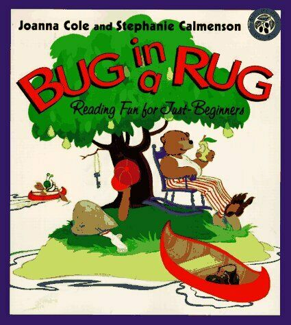 Bug in a Rug  Reading Fun for Just-Beginners