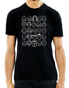Game-Of-Thrones-Faces-Line-Drawing-Trending-Mashup-T-shirt-Novelty-TV-Movie