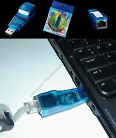 Small Usbrj45 Network/ethernet Nic/dongle10/100cable/cord Adapter Linix,windows