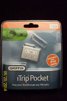 Griffin Itrip Pocket Fm Transmitter For Apple Ipod Photo 2nd Gen Nano