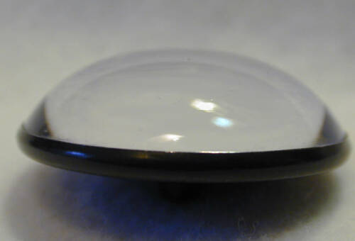 Crystal Dome Button Arts /& Crafts Flower Water Lily ADF 34-1  FREE US SHIPPING