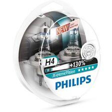 Philips X-treme Vision 12V 60/55W H4 Halogenlampe +130%(2er) - 12342XV+B2