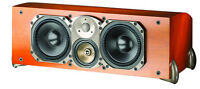 Paradigm Signature C3 V3 Cherry Center Speaker - Full Factory Warranty
